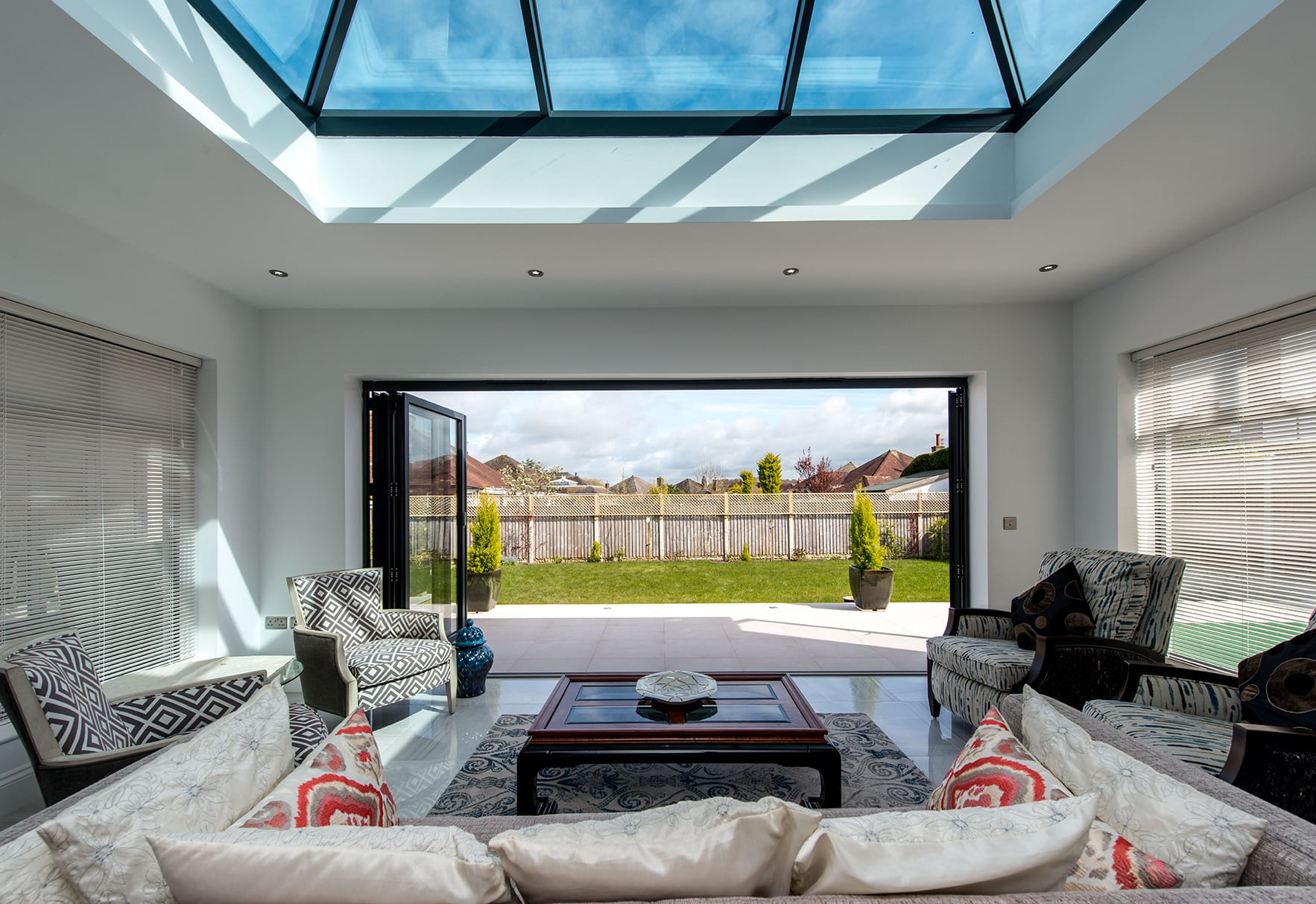 Smart Bifolding Doors